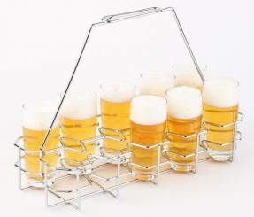 porte verres à bière
