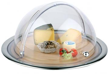 set cloche á fromage