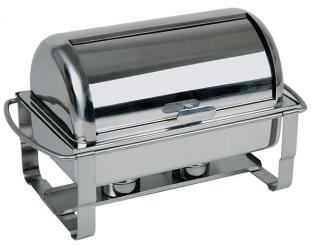 """rolltop-chafing cish """"CATERER"""""""