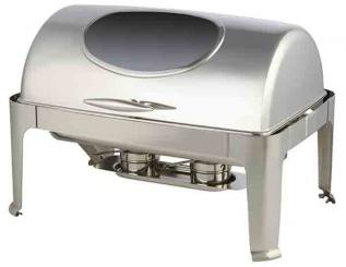 "rolltop-chafing dish ""WINDOW"""