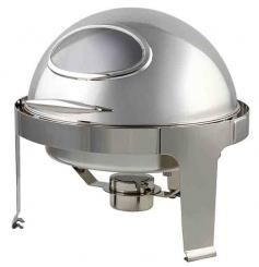 """rolltop-chafing dish """"WINDOW"""""""