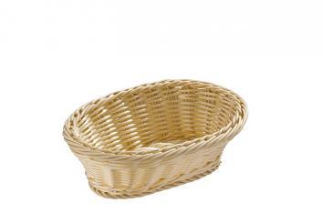 corbeille de buffet ovale 23 x 16,5 x 9 cm