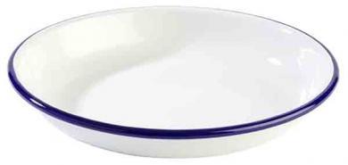 assiette 18 x 18 x 3,5 cm