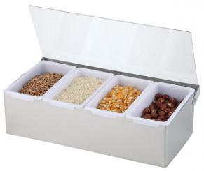 boîte à épices ou ingrédients